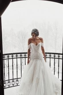 Connie Sinoetti - Yasmina front in snow