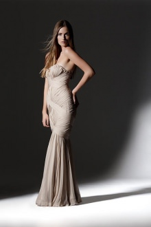 Size 8-10 - Leah Da Gloria - coffee coloured mermaid